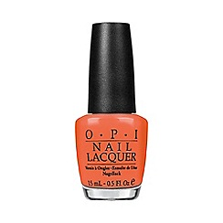 OPI - Hot & Spicy Nail Polish
