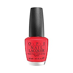 OPI - On Collins Ave. Nail Polish
