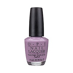 OPI - Do you lilac it? nail polish 15ml