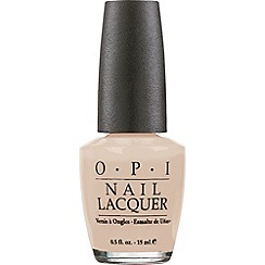 OPI - Samoan sand nail polish 15ml
