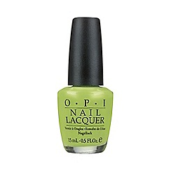 OPI - Gargantuan Green Grape Nail Polish 15ml