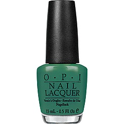 OPI - Jade Is The New Black Nail Polish