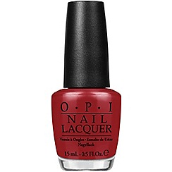 OPI - Project 50 Collection Laquer 15ml- Romantically Involved 15ml