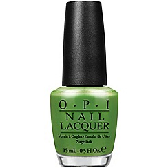 OPI - Hawaii Collection Laquer - My Gecko Does Tricks