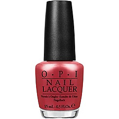 OPI - Hawaii Collection Laquer - Go with the Lava Flow
