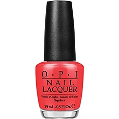 OPI - Hawaii Collection Laquer - Aloha from OPI