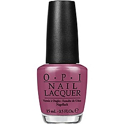 OPI - Hawaii Collection Laquer - Just Lanai-ing Around