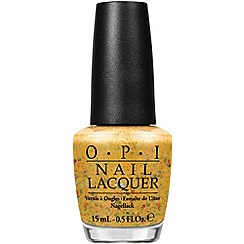 OPI - Hawaii Collection Laquer - Pineapples Have Peelings Too!