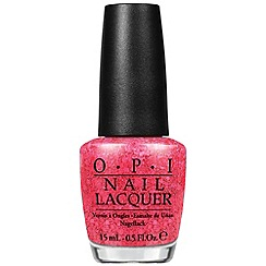 OPI - Brights Collection Laquer 15ml- On Pinks & Needles