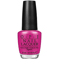 OPI - Brights Collection Laquer 15ml- The Berry Thought Of You