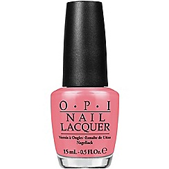 OPI - COCA COLA COLLECTION LACQUER 15ML - Sorry I'm Fizzy Today