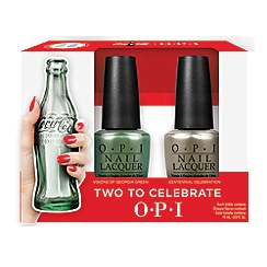 OPI - Coca Cola Collection Lacquer Duo Pack