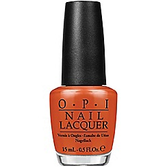 OPI - Venice Collection Lacquer - It's a Piazza Cake 15ml