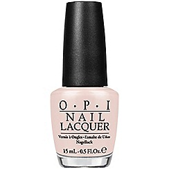 OPI - Venice Collection Lacquer - Tiramisu for Two 15ml
