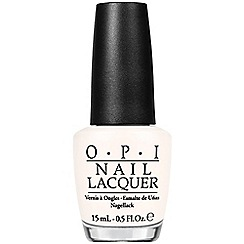 OPI - Venice Collection Lacquer - Be There in a Prosecco 15ml