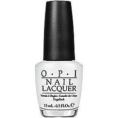 OPI - Venice Collection Lacquer - I Cannoli wear OPI 15ml