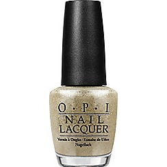 OPI - Venice Collection Lacquer - Baroque but still Shopping! 15ml