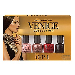 OPI - Venice Collection Mini Nail Lacquer set - Little Bambinos 15ml