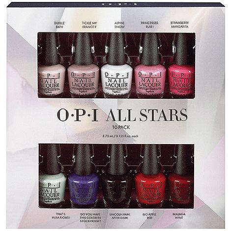 OPI - +All Stars+ nail polish gift set