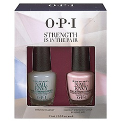 OPI - Strength is in the Pair Christmas Gift Set