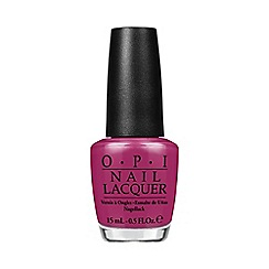 OPI - New Orleans Collection- Spare Me a French Quarter?