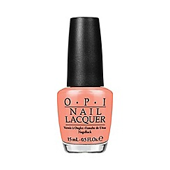 OPI - New Orleans Collection- Crawfishin' for a Compliment
