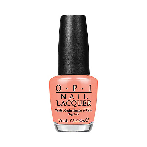OPI - +New Orleans Collection+ crawfishin+ for a compliment nail polish 15ml