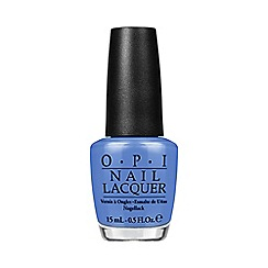 OPI - New Orleans Collection- Rich Girls & Po-Boys