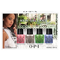 OPI - Jambalayettes mini pack