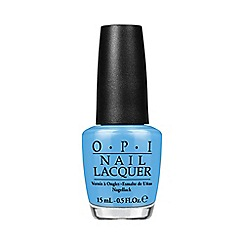 OPI - 'Alice in Wonderland - The L's have it' nail polish 15ml