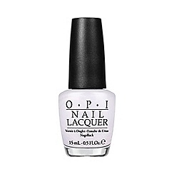 OPI - 'Alice in Wonderland - Oh My Majesty' nail polish 15ml