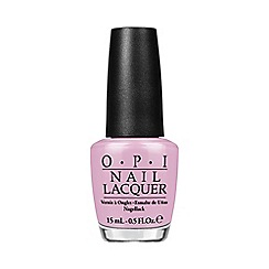 OPI - 'Alice in Wonderland - I'm Gown for Anything!' nail polish 15ml