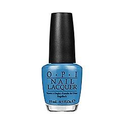 OPI - 'Alice in Wonderland - Fearlessly Alice' nail polish 15ml