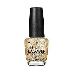 OPI - 'Alice in Wonderland - A Mirror Escape' nail polish 15ml