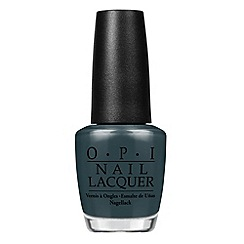 OPI - 'Washington- CIA=Colour Is Awesome' nail lacquer 15ml