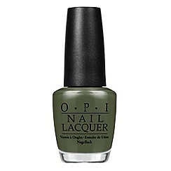OPI - 'Washington- The First Lady of Nails' nail lacquer 15ml