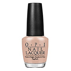 OPI - 'Washington- Pale to the Chief' nail lacquer 15ml