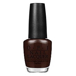 OPI - 'Washington- Shh..It's Top Secret' nail lacquer 15ml