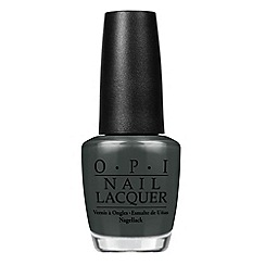OPI - 'Washington-'Liv' in the Grey' nail lacquer 15ml
