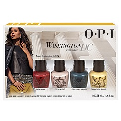 OPI - 'Washington' mini 4 piece collection