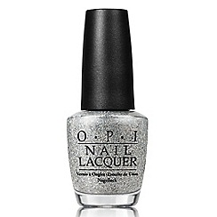 OPI - 'Breakfast at Tiffanys- Champagne for breakfast' nail lacquer 15ml