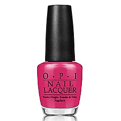 OPI - 'Breakfast at Tiffanys- Apartment For Two' nail lacquer 15ml