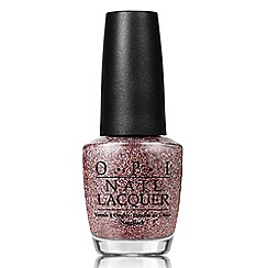 OPI - 'Breakfast at Tiffanys- Sunrise . Bedtime!' nail lacquer 15ml