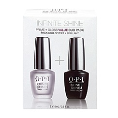 OPI - 'Infinite Shine' top and base coat duo