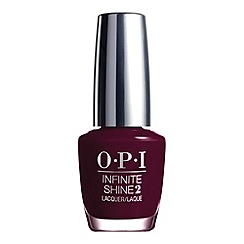 OPI - 'Infinite Shine- Raisin' the Bar' nail polish 15ml