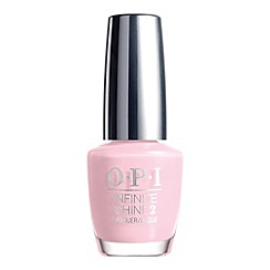 OPI - 'Infinite Shine- Pretty Pink Perseveres' nail polish 15ml