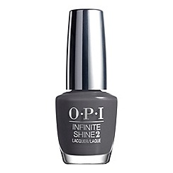 OPI - 'Infinite Shine- Steel Waters Run Deep' nail polish 15ml