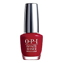 OPI - 'Infinite Shine- Relentless Ruby' nail polish 15ml
