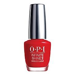 OPI - 'Infinite Shine- Unequivocally Crimson' nail polish 15ml