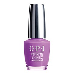 OPI - 'Infinite Shine- Grapely Admired' nail polish 15ml